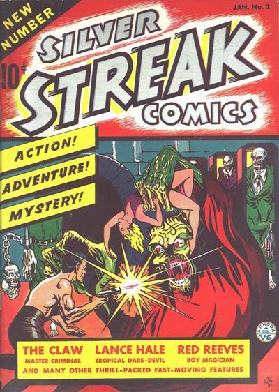 Silver Streak Comics Vol 1 2
