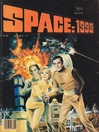 Space: 1999 Magazine Vol 1 1