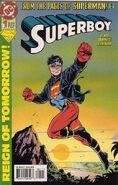 Superboy Vol 4 1