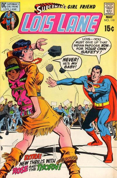 Superman's Girlfriend, Lois Lane Vol 1 110