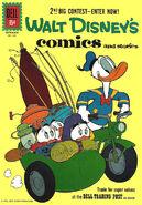Walt Disney's Comics and Stories Vol 1 252