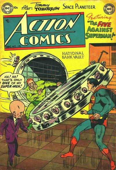 Action Comics Vol 1 175