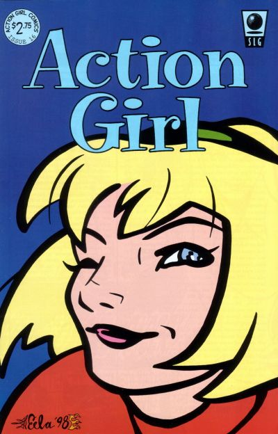 Action Girl Comics Vol 1 16