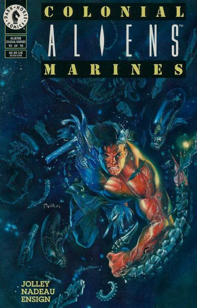 Aliens: Colonial Marines Vol 1 10