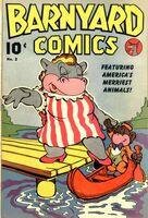 Barnyard Comics Vol 1 2