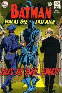 Batman Vol 1 206