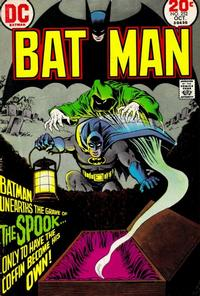 Batman Vol 1 252