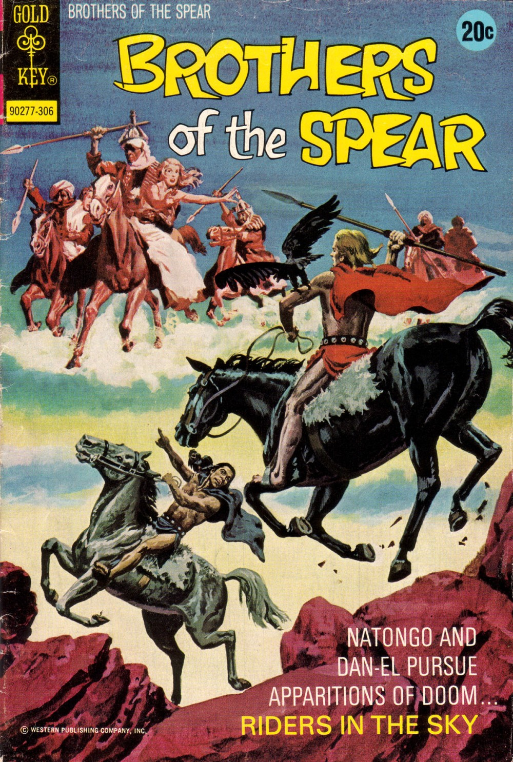 Brothers of the Spear Vol 1 5