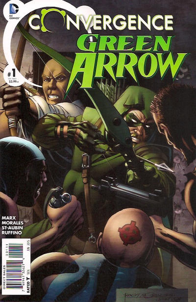 Convergence: Green Arrow Vol 1 1