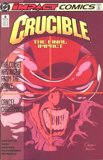 Crucible Vol 1 2