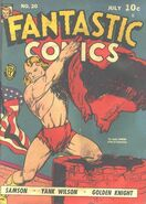 Fantastic Comics Vol 1 20