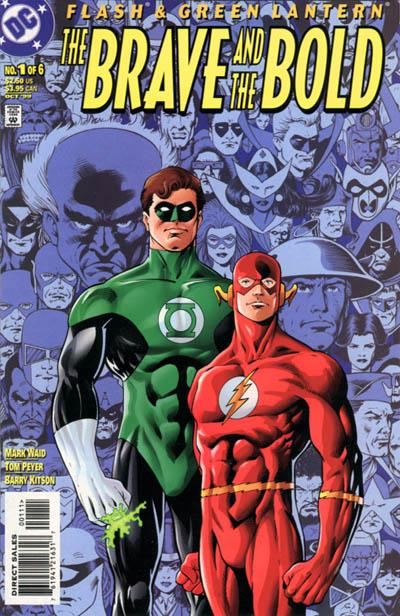Flash & Green Lantern: The Brave and the Bold Vol 1 1