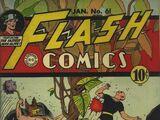 Flash Comics Vol 1 61