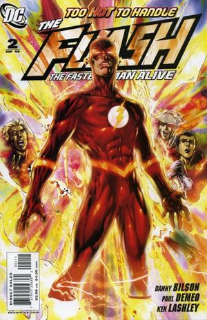 Flash The Fastest Man Alive Vol 1 2.jpg