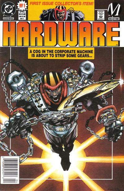 Hardware Vol 1 1