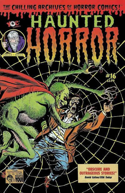 Haunted Horror Vol 1 16