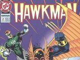 Hawkman Vol 3 2
