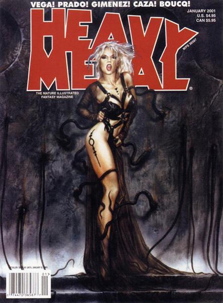 Heavy Metal Vol 24 6