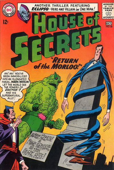 House of Secrets Vol 1 68