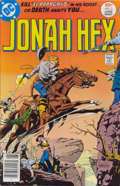 Jonah Hex Vol 1 2