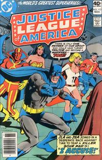Justice League of America Vol 1 172