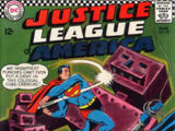 Justice League of America Vol 1 52