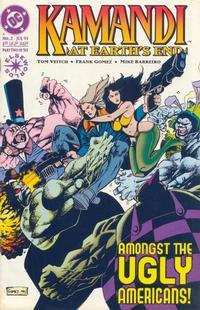 Kamandi: At Earth's End Vol 1 2