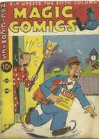 Magic Comics Vol 1 32