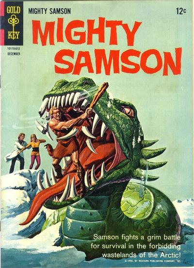 Mighty Samson Vol 1 8