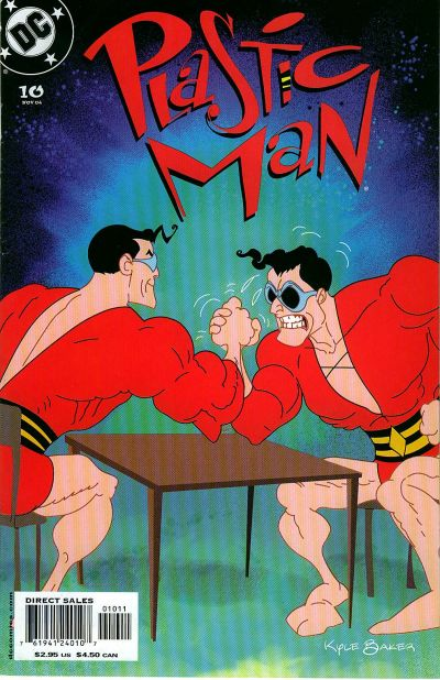 Plastic Man Vol 4 10