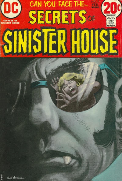 Secrets of Sinister House Vol 1 9
