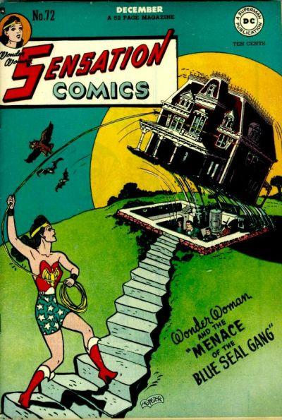 Sensation Comics Vol 1 72