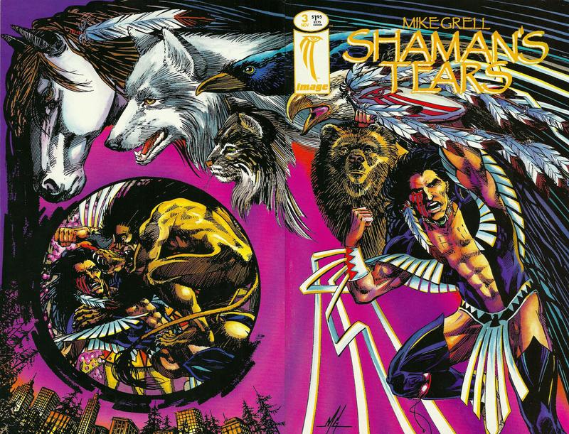 Shaman's Tears Vol 1 3