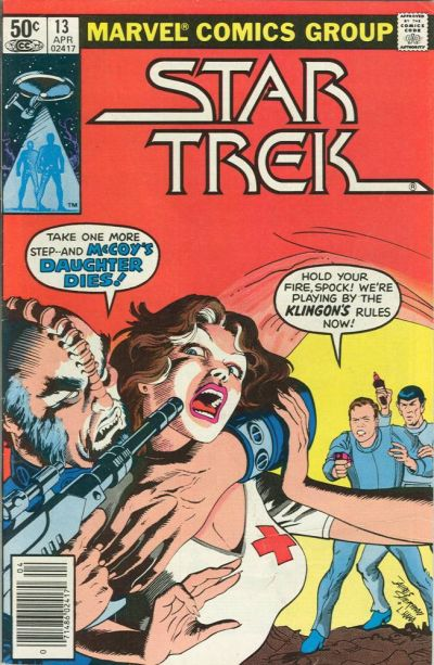 Star Trek (Marvel) Vol 1 13