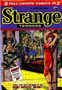 Strange Terrors Vol 1 6