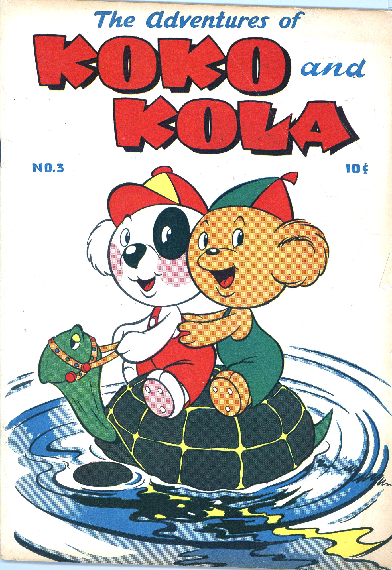 The Adventures of Koko and Kola Vol 1 3