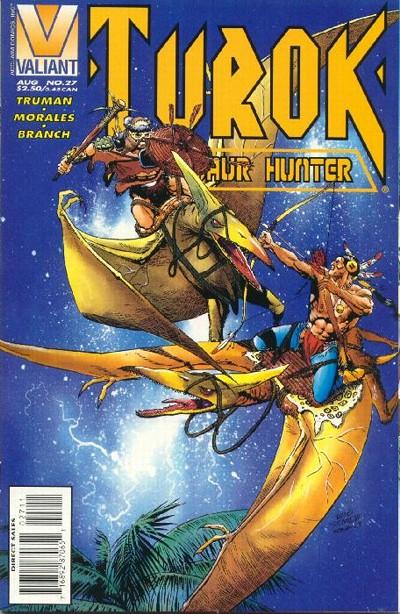 Turok, Dinosaur Hunter Vol 1 27