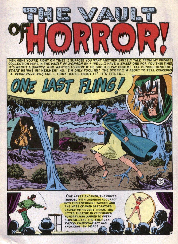 Vault of Horror Vol 1 21