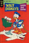 Walt Disney's Comics and Stories Vol 1 353