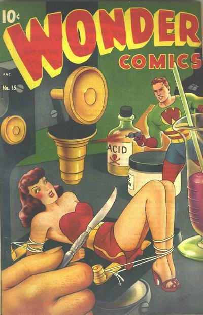 Wonder Comics Vol 1 15