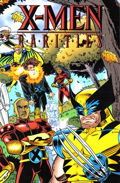 X-Men: Rarities