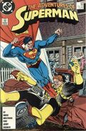Adventures of Superman Vol 1 430