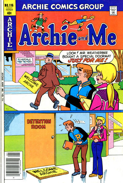 Archie and Me Vol 1 116