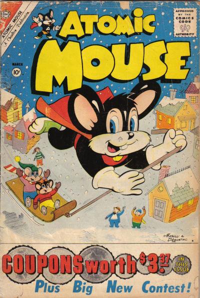 Atomic Mouse Vol 1 41