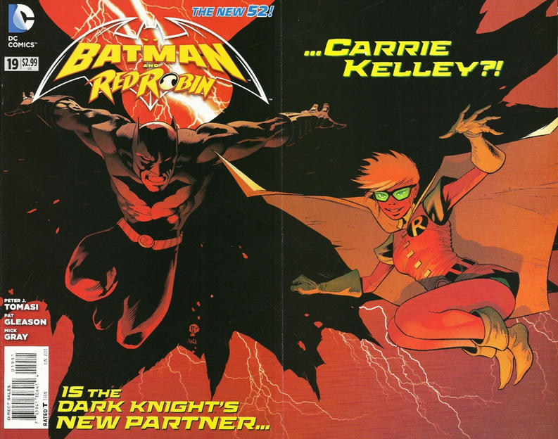 Batman and Robin Vol 2 19