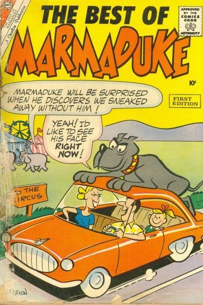 Best of Marmaduke Vol 1 1