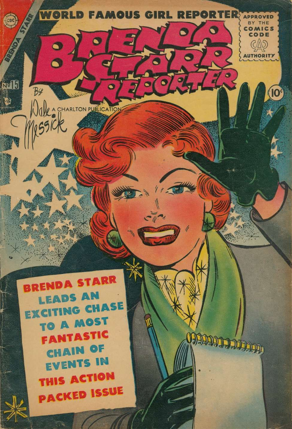 Brenda Starr Vol 1 15