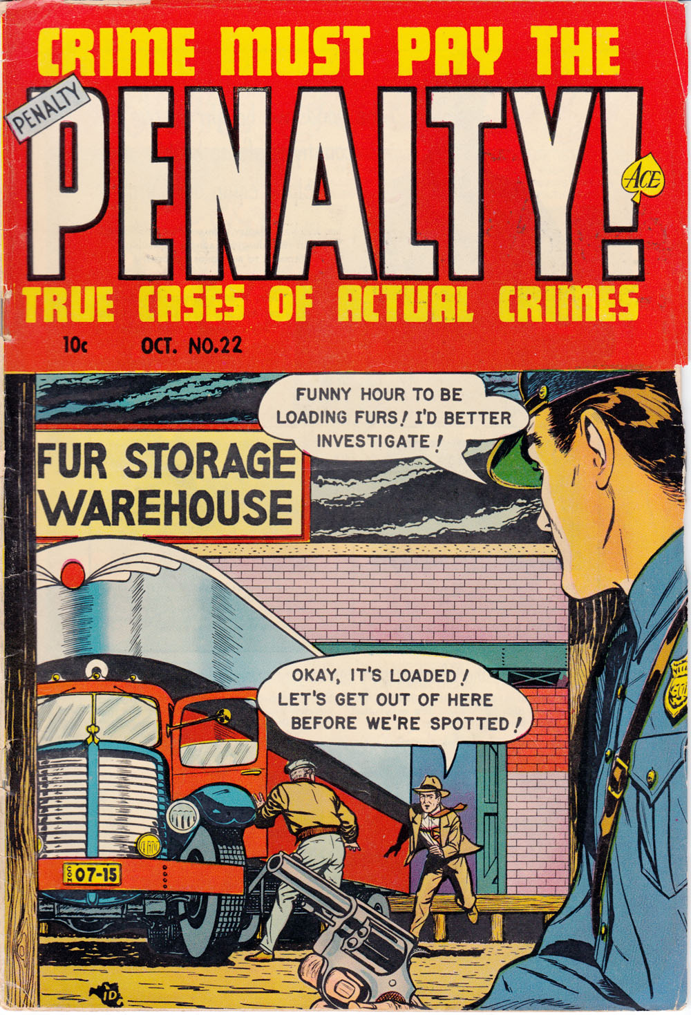Crime Must Pay the Penalty Vol 2 22
