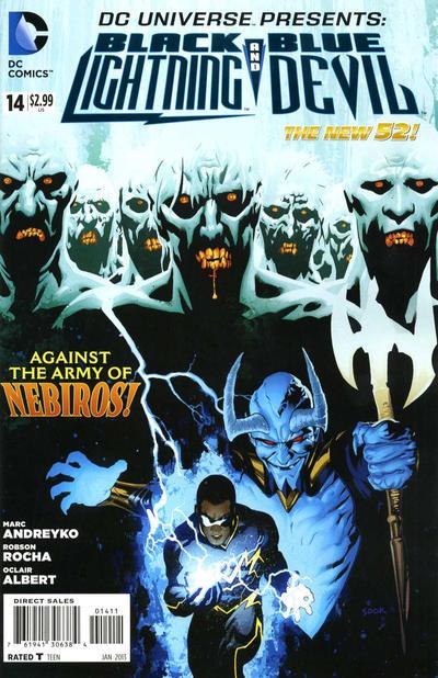 DC Universe Presents Vol 1 14
