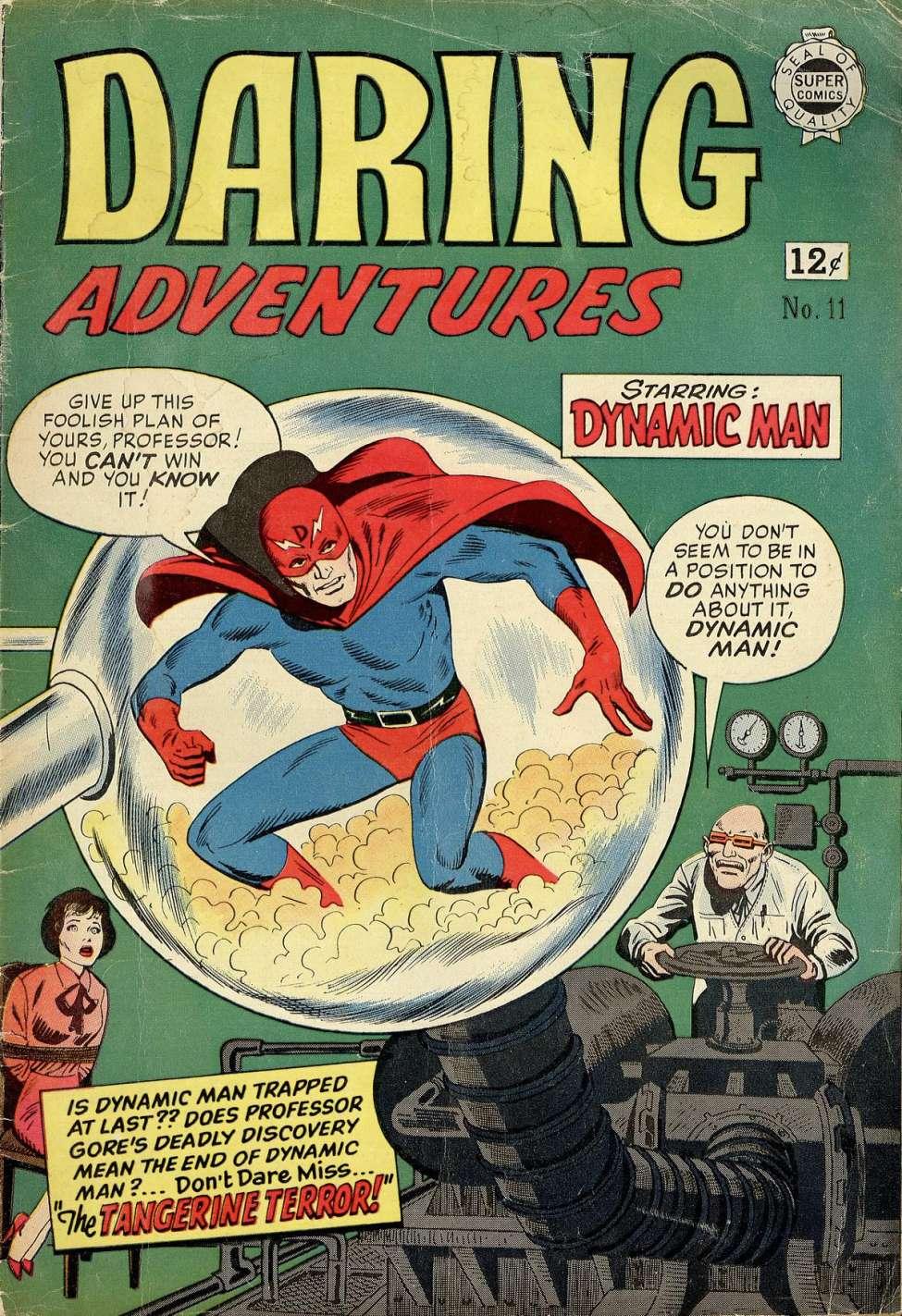 Daring Adventures Vol 1 11